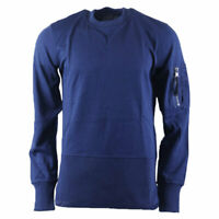 DIESEL STORNEY LF Mens Sweatshirt Crew Neck Regular Fit Casual Pullover Jumper