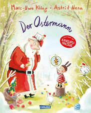 Der Ostermann Der Sohn des Weihnachtsmannes hat ein Problem Ab 2 Jahre + BONUS