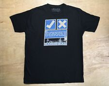 Radiohead Shirt Waste Television Artwork From Kid A Rare T-shirt Size 2XL