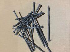 """#6 x 1-1//2/"""" Black Oxide Drywall Coarse Thread Screws 6500//Case 25 lbs."""