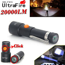 20000Lumens T6 LED Flashlight Light Torch Pocket Mini  AA Rechargeable Lamp BC