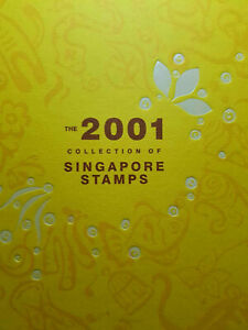 2001 The Collection Of Singapore Stamps ( 70pcs different type)  #S1151