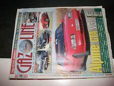 **fe Gazoline n°162 Simca Ariane - Lancia Fluvia Coupé - Kleinschnittger F125