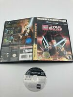 Nintendo GameCube Disc Case No Manual Tested LEGO Star Wars: The Video Game