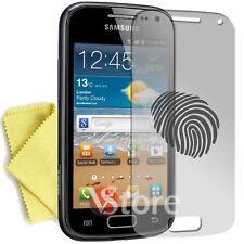 4 Pellicola Opaca Per Samsung Galaxy ACE 2 i8160 Antiriflesso Antimpronta