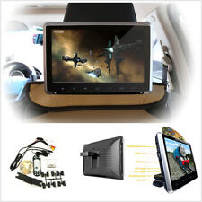 "11.6""Touch Button 1080P HD Car Offroad Monitor Headrest DVD Player Built-in HDMI"