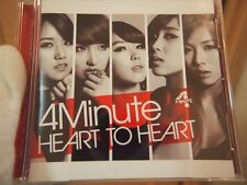 Used_CD HEART TO HEART First Press Edition A DVD FREE SHIPPING FROM JAPAN BF13
