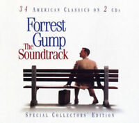 FORREST GUMP The Soundtrack (Gold Series) 2CD NEW Duane Eddy Youngbloods Byrds