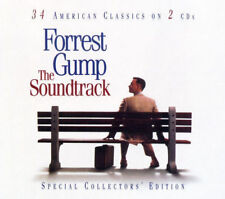Forrest Gump The Soundtrack (gold Series) 2cd Duane Eddy Youngbloods Byrds