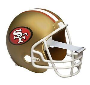SAN FRANCISCO 49ERS - HELMET-SCOTHCH TAPE DISPENSER, TAPE INCLUDED