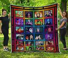 DISNEY VILLAINS --- Premium Quilt