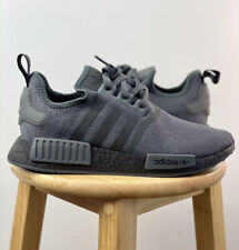 Adidas NMD R1 Grey Black FY9386 Multiple Sizes Brand New