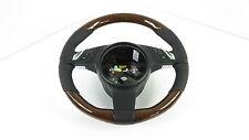 Porsche Panamera volante -- volante de cuero 97034798100a34