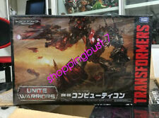 Transformers Takara Tomy UW08 Unite Warriors UW-08 Computron Figure in stock