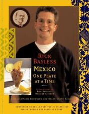 Mexico One Plate at a Time by Rick Bayless (Hardcover) BRAND NEW BOOK