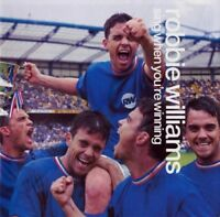[Music CD] Robbie Williams - Sing When You're Winning