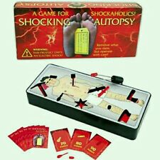 Shocking Autopsy Game Similar To Operation. Rare/OOP