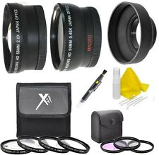 Accessory Kit For Fujifilm X-A3, X-A2, X-A10, X-E2, X-E1, X-T1, X-T10, X-T20