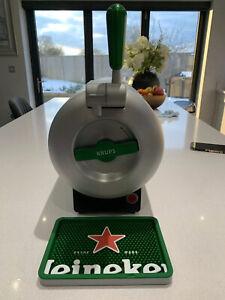 Krups The Sub Heineken Beer Dispenser (VB650E10)