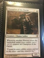 (1x) Champion of the Parish