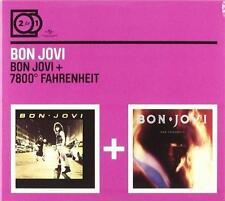 BON JOVI  - BON JOVI   7800 Fahrenheit ( 2 Disc Special Edition)