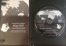 2011 GMC Yukon DENALI  Navigation DVD Map Version 7.0c Update