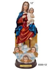 Nuestra Señora de Loreto, Virgen De Loreto, Our Lady Of Loretto Resin 6559-12