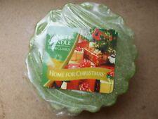 Yankee Candle Usa Rare Home For Christmas Wax Tart