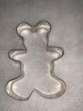 Disney Mickey Mouse Gingerbread Man Cookie Cutter -Excellent Pre-owned Condition