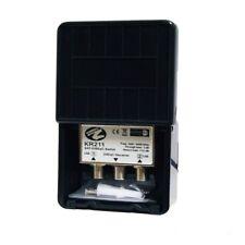 DISEqC-Schalter KR 211 von Koscom 950-2400 MHz DISEqC 2.0