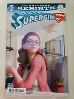 SUPERGIRL #14 (2018) DC UNIVERSE COMICS AMAZING VARIANT COVER by ARTGERM! NM