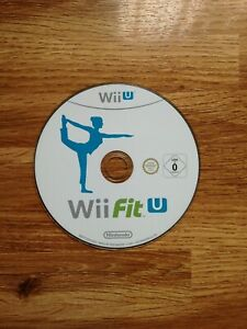 Wii Fit U for Nintendo Wii U *Disc Only*