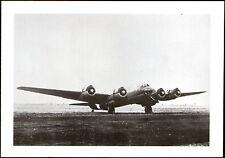 AVIAZIONE MILITARE - PIAGGIO P. 108  - QUADRIMOTORE - 1939 - AERONAUTICA