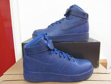 Nike Air Force 1 High QS City Blue 9.5 9 11 Supreme Dunk Just Don 2 C SF Af1