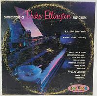B.B. King Compositions Of Duke Ellington And Others LP Crown Vintage VG+ 20