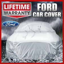 FORD MUSTANG [OUTDOOR] CAR COVER ☑️ All Weather ☑️ Waterproof ✔CUSTOM✔FIT