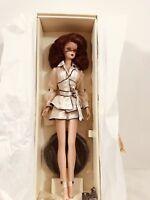 NIB Barbie Doll 2005 Silkstone Fashion Model Collection Suite Retreat Gold Label