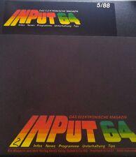Input 64 5/88 1988 C 64 Diskette