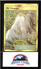 MT. Coronet SV89/SV94 Secret Rare Gold Full Art Pokemon