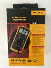 Fluke 88V Automotive Multimeter, Original Box, More