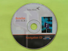 CD NAVIGATION BENELUX DX 2003 VW MFD GOLF 4 T4 T5 AUDI FORD MERCEDES BENZ COMAND