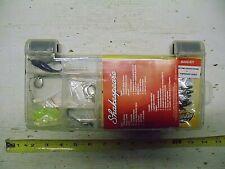 Shakespeare Bass Fishing Kit Tackle Berkley Powerbait Bait box