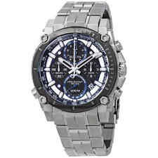 Bulova Precisionist Men's Chronograph Stainless Steel Watch 98B316