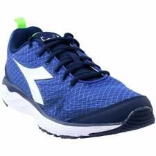 Diadora Flamingo  Casual Running  Shoes - Blue - Mens