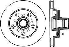 Disc Brake Rotor-Sport Drilled/Slotted Disc Front Left Stoptech 127.62015L