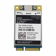 Dell DW5804 4G LTE WWAN Mobile Broadband 01YH12 E371 Wireless PCI-E 3G/4G Card