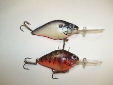 3 Natural Ike crankbait fishing lure pike musky bass boat