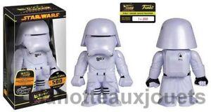 FUNKO Hikari STAR WARS Classic Snowtrooper  EDTION LIMITEE 500 PIECES
