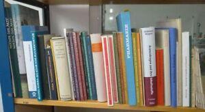 44 Bücher - Kultur Geschichte Medizin Botanik Pharmazie Chirurgie - 19.-20.Jh.
