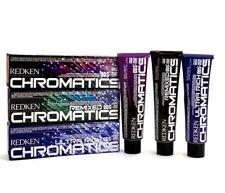 Redken CHROMATICS Prismatic PERMANENT Color Cream 2oz (SEALED) (CHOOSE YOURS)